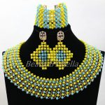 Beautiful <b>Handmade</b> Choker Necklace for Women Fashion Lace <b>Jewelry</b> <b>Handmade</b> African Wedding <b>Jewelry</b> Sets Free Shipping ABK986