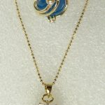 Women's Wedding fine blue gem CZ pendant ring #6,7,8,9 set silver <b>jewelry</b> brinco real silver –<b>jewelry</b>