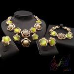 Yulaili Bridal Sets <b>Jewelry</b> Bravery <b>Making</b> Supplies Italian Rarefied