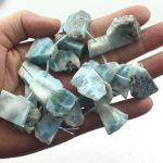 Natural larimar/Copper Pectolite GEM stone beads natural stone beads DIY loose beads for <b>jewelry</b> <b>making</b> strand 15″ free shipping