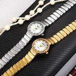 BELBI <b>Silver</b> Ladies <b>Bracelet</b> Wrist Watches 2018 Brand Luxury Waterproof Quartz Female Watch Simple Diamond Women Jewelry Clock