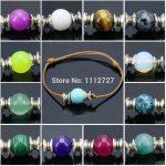 10pcs Natural Stones Beads Round Accessory Fashion <b>Jewelry</b> <b>Making</b> Design Bracelet Strand Women Girls Birthday Present Gifts 10mm