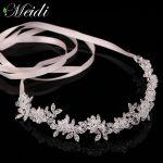 MEIDI Hair <b>Jewelry</b> Bridal Hair Accessories New Tiara Head Piece Hair Ornaments <b>Wedding</b> Party Tiaras Crowns Headbands Gifts