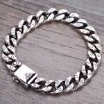 925 Sterling <b>Silver</b> Vintage Thai Retro Men Jewelry Heavy Wide Romantic 1314 Lover Chaini <b>Bracelets</b> CH058924+5