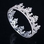 Vintage Big Rhinestone Prom Princess Crown Crystal Bride flower Tiara Bridal Head <b>Jewelry</b> Pageant <b>Wedding</b> Hair AccessoriesT-083