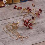 CC <b>Jewelry</b> Hairbands Tiaras And Crowns <b>Handmade</b> Tiara Wedding Decorations For Bride Bridal Hair Accessory Flower Girl Crown 2448