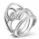 <b>sterling</b> <b>silver</b> wedding <b>rings</b> for women unique wedding <b>ring</b> designs <b>silver</b> <b>ring</b> 925 women pave wedding band