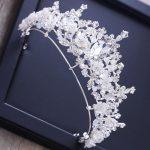 Woodqiqi tiara bridal crown bijoux cheveux hair <b>jewelry</b> diademe wedding hair accessories coroas leaf couronne de mariage