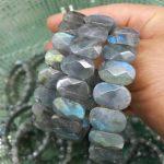 natural rainbow Labradorite bracelet natural GEM stone bracelet DIY <b>jewelry</b> for woman for gift free shipping wholesale !