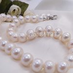 Wedding Party Real Pearl 12-13mm 11-12mm 10-11mm AAA Natural Pearl <b>Handmade</b> Necklace Women <b>Jewelry</b> Freshwater Fashion Gift
