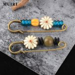 Ethnic Brooches For Women Colored Glass Handmade Retro <b>Antique</b> Pin Scarf Pins Broche Mujer Broches For Mother Vintage <b>Jewelry</b>