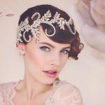 Vintage Handmade clear crystal crown bridal hair accessories headband women tiara <b>wedding</b> hair <b>jewelry</b> headpiece