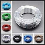 50m/roll 2mm Colored Aluminium Craft Floristry Wire For <b>Jewelry</b> Beading Findings DIY <b>Making</b>