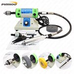Multi-Function Desktop Grinding Machine Grinder Polishing Machine Carving Engrave Equipment <b>Jewelry</b> <b>Making</b> Tools