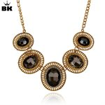 2016 Women Vintage Statement Necklace High Quality <b>Antique</b> New Arrival Vintage Bohemian Charming Steampunk Chokers Necklace