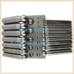 High Quality Steel Dapping Doming Punch Set <b>Jewelry</b> <b>Making</b> Tools Make Ring Tool, Doming Punch and Dapping Block Kit
