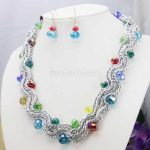 Special Offer <b>Accessories</b> Chain Specific Necklaces&Earrings Sets Christmas Gifts For Women Girls 18inch <b>Jewelry</b> Making Design