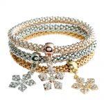 New Pattern Fashion Geometry Picture Multi Bar charms Bracelet Online Retailers <b>Supply</b> Commodity BZ0511 <b>jewelry</b> 037TIF xiangl
