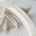<b>silver</b> wire,1.8mm 13 gauge round solid 925 <b>sterling</b> <b>silver</b> wire for <b>jewelry</b> DIY, beading wire for making <b>jewelries</b>, 1 meter