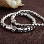 Thai <b>Silver</b> Ethnic 925 Sterling <b>Silver</b> <b>Bracelet</b>&Bangle For Men&Women Fashion Ethnic Handmade Style <b>Bracelet</b> Fine Jewelry