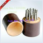 High Quality <b>Jewelry</b> <b>Making</b> Supplies Dapping Block Set 15pcs Dapping Punch jewelery tools