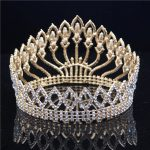 Pageant Crown <b>Wedding</b> Tiaras and Crowns for <b>Wedding</b> Bridal Prom Diadem Women Headdress Hair <b>Jewelry</b> accessories