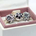 3pcs Fashion S925 Silver Shining Daisies and Clip Charms Beads <b>Jewelry</b> Set Fit DIY Bracelets Necklaces <b>Jewelry</b> <b>Making</b> Woman Gift