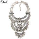 Ztech Big Chunky Necklace Women Choker Maxi Statement Necklace 2018 Long Sparkly Fashion Brand <b>Jewelry</b> Trendy <b>Accessories</b>