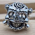 Top Quality The Expendables Rings For Men Genuine 925 <b>Sterling</b> <b>Silver</b> Skull Ring <b>Jewelry</b> Free Engraving Drop Ship