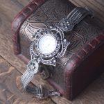 High Quality Rhinestone Women Bracelet Retro Metal Flower Bangle <b>Jewelry</b> Classic Costume Hand <b>Jewelry</b>