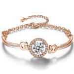 Women Fashion Trendy bracelet Silver Gold Many Colors Link Chain bracelet Female <b>Wedding</b> <b>Jewelry</b> On Sale 002
