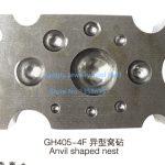 High Quality <b>Jewelry</b> <b>Making</b> Tools Goldsmith Tools Flat Dapping Block