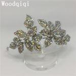 Woodqiqi <b>fashion</b> <b>jewelry</b> hair accessories for women quinceanera crowns wedding headband bridal queen hair products head piece