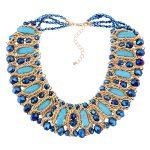 Kinel 2016 Gold Fashion <b>Jewelry</b> Luxury <b>Handmade</b> Necklaces For Women Bohemia <b>Jewelry</b> 5 Colors Choose