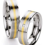 luxury custom <b>handmade</b> western Celebrity Wedding bands <b>jewelry</b> Rings sets for men and women couples