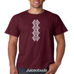 100% Cotton T-Shirts For Man top tee <b>Native</b> <b>American</b> T-Shirt Vertical Aztec Pattern Indian <b>Jewelry</b> Men's Tee