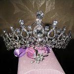 hair ornaments crystal bride hair accessory wedding tiaras and crowns head <b>jewelry</b> rhinestone pageant crowns