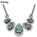 Anstory Fashion Drop Shell Choker Necklace <b>Antique</b> <b>Jewelry</b> Bohemian Vintage <b>Jewelry</b> For Women TN336