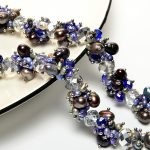 Free shipping natural cultured pearl <b>necklace</b> female models exclusively designed fashion exquisite gift Specials