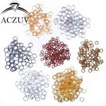 Wholesale Lot 1kg Metal Closed Jump Rings Jumprings <b>Jewelry</b> <b>Making</b> Findings Silver/Gold/Bronze/Rhodium/Black/Gunmetal/KC Gold