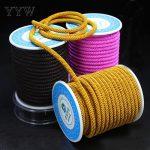 4mm Nylon Cord 9m/spool Thread Nylon Cord Plastic Spool String Strap Rope Bead Fit <b>Jewelry</b> <b>Making</b> DIY for Bracelet Necklace Cord