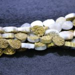Titanium Treatment Druzy Necklace Beads Drusy Geode Gems Stone Teardrop Beads <b>Jewelry</b> <b>Making</b> for Fesitive Gift
