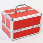 <b>Fashion</b> Women Cosmetic <b>Jewelry</b> Storage Boxes, Bijoux Gift Box Case Holder Professional Makeup Tools Box Make Up Organizer
