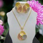 New Arrival GODKI Luxury Leaf Flower Women Wedding Cubic Zirconia 4pcs <b>Necklace</b> Earring Ring Bangle Dubai <b>Jewelry</b> Set Jewellery