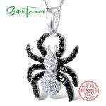 Santuzza <b>Silver</b> <b>Necklaces</b> Pendants For Women Natural Stone Pendant fit for <b>Necklace</b> 925 Sterling <b>Silver</b> Slide <b>Necklaces</b> Pendant