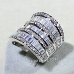 choucong Luxury Women <b>Jewelry</b> AAAAA zircon cz 925 Sterling silver Engagement <b>Wedding</b> Band Ring for women Sz 5-11 Gift
