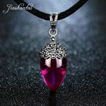 JIASHUNTAI Retro 100% 925 <b>Silver</b> Sterling Pendant <b>Necklace</b> <b>Silver</b> Jewelry For Women Fashion