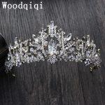 Woodqiqi New <b>Wedding</b> <b>Jewelry</b> Bridal Tiara Hair Accessories Hair <b>Jewelry</b> Tiaras and Crowns Hair Accessories Crown <b>Wedding</b> Free Sh