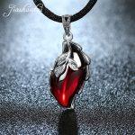 JIASHUNTAI Retro 925 <b>Silver</b> Sterling Pendant Necklace <b>Silver</b> <b>Jewelry</b> For Women Leaf Design