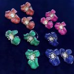 <b>jewelry</b> sets 925 <b>sterling</b> <b>silver</b> with cubic zircon flower stud earring and ring fashion women <b>jewelry</b> rose red blue green color